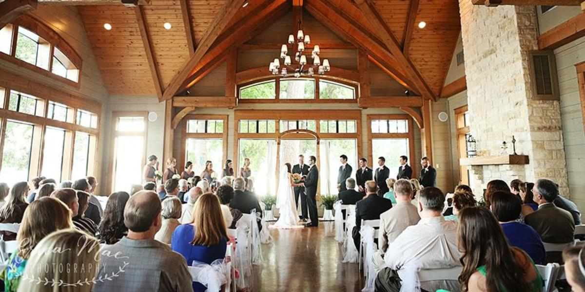 Lake tyler petroleum club weddings get prices for for Best places to get married in austin