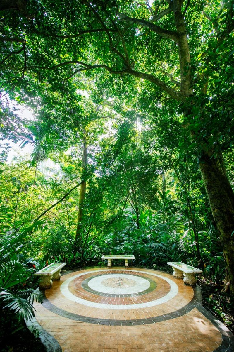Pinecrest Gardens wedding venue picture 4 of 7 - Provided by: Pinecrest Gardens