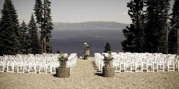 Homewood Mountain Ski Resort weddings in Homewood CA