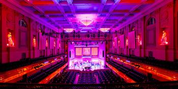 Boston Symphony Hall weddings in Boston MA