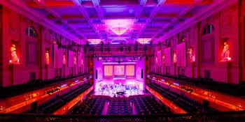 Boston Symphony Hall weddings in Boston MA