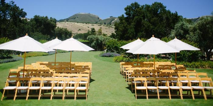 Holman Ranch Vineyards wedding venue picture 14 of 16 - Photo by: Meg Perotti Wedding Photography
