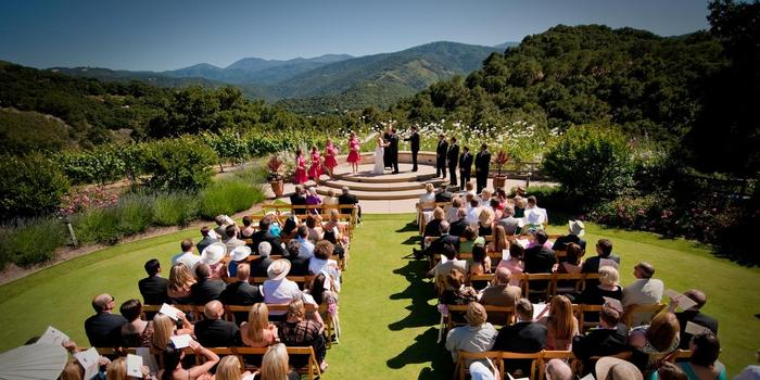 Holman Ranch Vineyards wedding venue picture 1 of 16 - Photo by: Scott Campbell Photography
