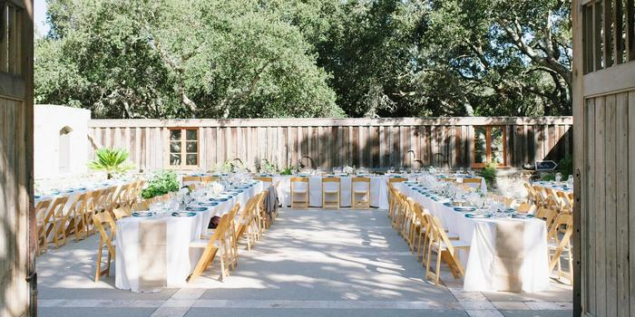 Holman Ranch Vineyard  wedding venue picture 2 of 16 - Photo by: Meg Perotti Wedding Photography