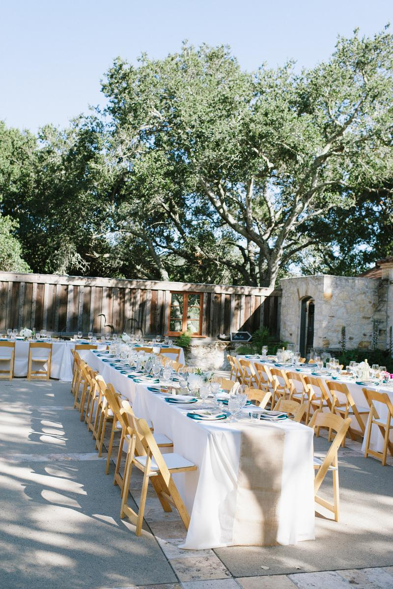 Holman Ranch Vineyards wedding venue picture 9 of 16 - Photo by: Meg Perotti Wedding Photography