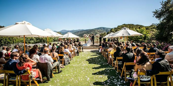 Holman Ranch Vineyards wedding venue picture 15 of 16 - Photo by: Rebecca Stark Photography