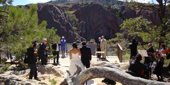 Roxborough State Park weddings in Littleton CO
