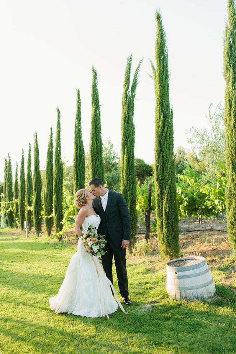Mount Palomar Winery wedding venue picture 12 of 16 - Provided by: Mount Palomar Winery