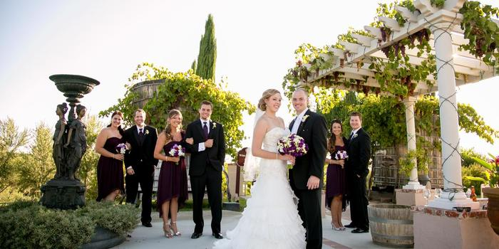 Mount Palomar Winery wedding venue picture 8 of 16 - Provided by: Mount Palomar Winery