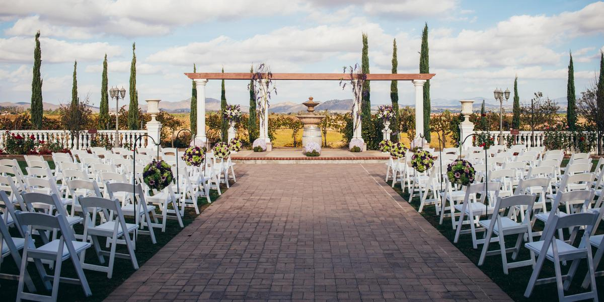 Mount palomar winery weddings get prices for wedding for Cheap wedding venues ontario