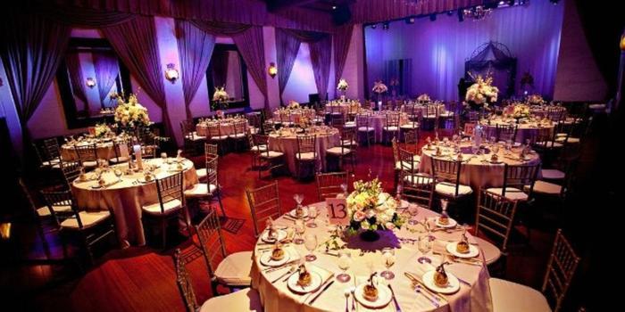 Padua theater wedding