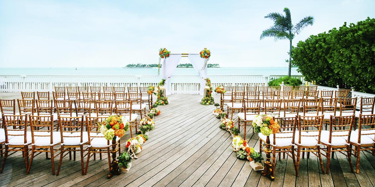 Ocean Key Resort Weddings
