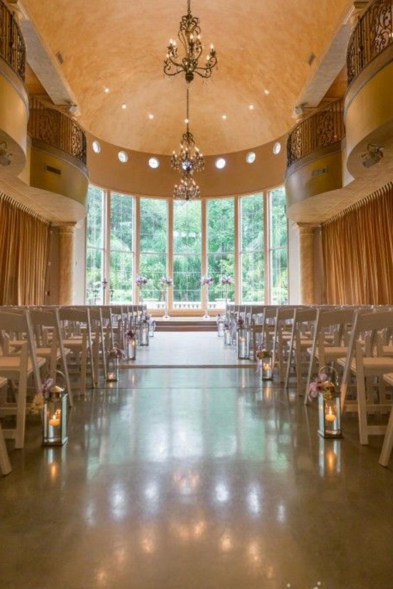 Small elegant hall in hoiston tx - Chateau Polonez Wedding Venue Picture 5 Of 15 Provided By Chateau Polonez