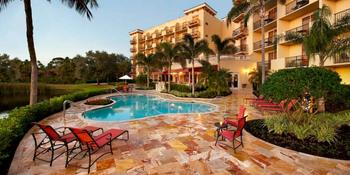 Inn at Pelican Bay weddings in Naples FL