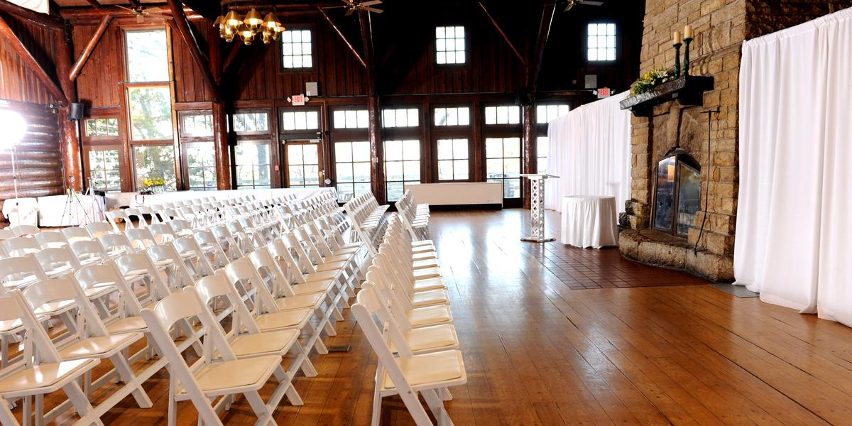 Starved Rock Lodge Conference Center Weddings