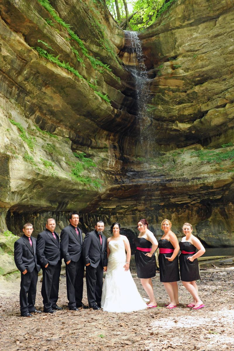 Starved Rock Lodge Conference Center Wedding Venue Picture 5 Of 15