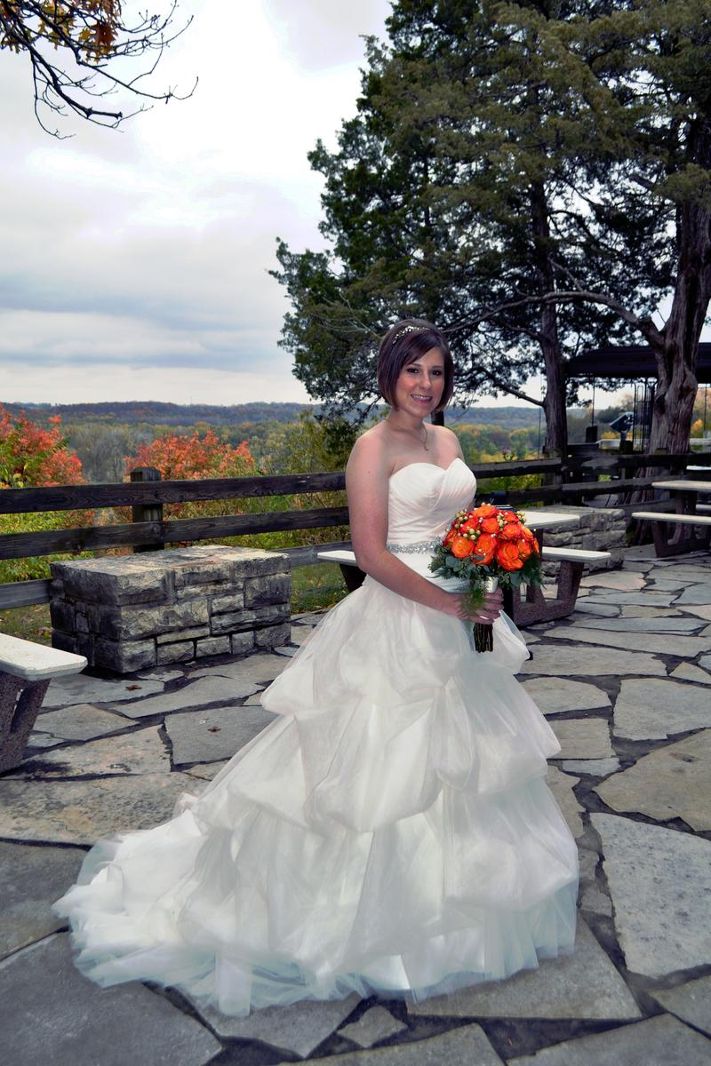 Starved Rock Lodge Conference Center Wedding Venue Picture 15 Of 15