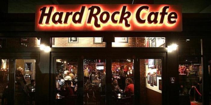 Boston Hard Rock Cafe Prices