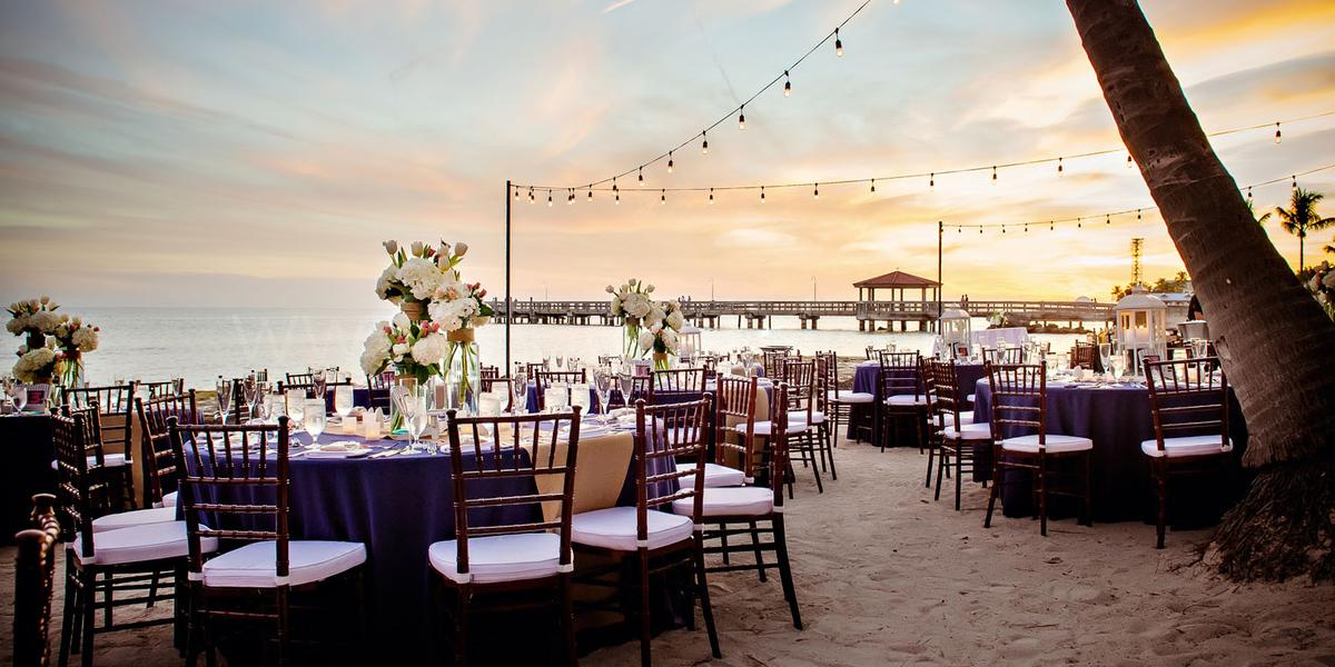 Casa Marina Key West Wedding