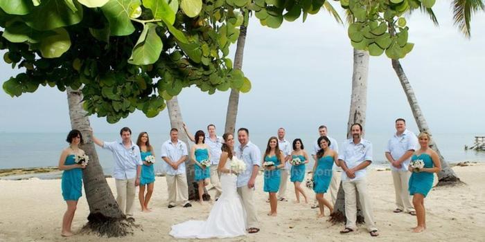 Casa marina hotel wedding