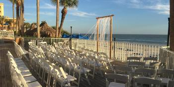 DoubleTree Beach Resort by Hilton weddings in North Redington Beach FL