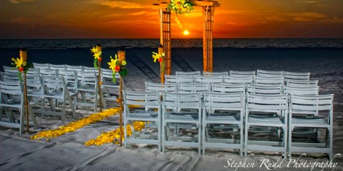 Hilton Clearwater Beach Weddings