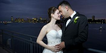 Sunset Terrace at Chelsea Piers wedding venue picture 13 of 16