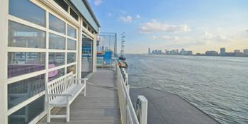 Sunset Terrace at Chelsea Piers wedding venue picture 9 of 16