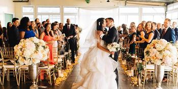 Sunset Terrace at Chelsea Piers Weddings in New York NY