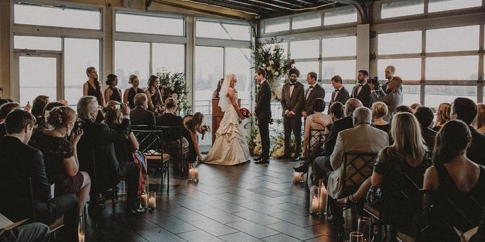 Sunset Terrace At Chelsea Piers Weddings Get Prices For