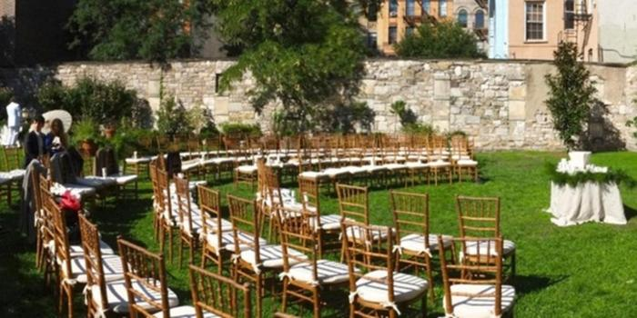 New York Marble Cemetery wedding venue picture 1 of 16 - Provided by: New York Marble Cemetery