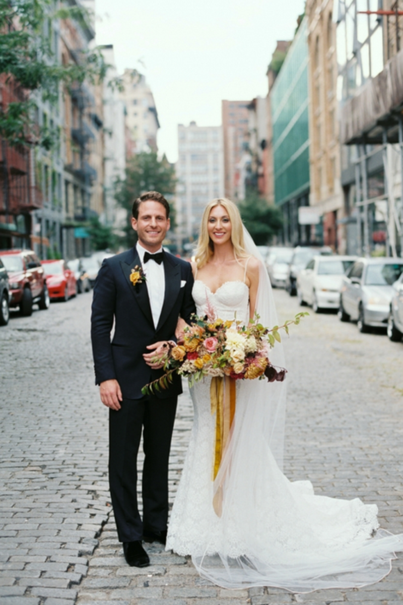 New York Marble Cemetery wedding venue picture 2 of 16 - Photo by: Kate Ignatowski Photography
