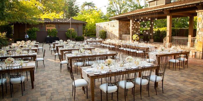 Outdoor Weddings Brazos Valley Wedding Planning: The Estate Yountville Weddings