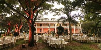 Fort Lauderdale Historical Society weddings in Ft Lauderdale FL