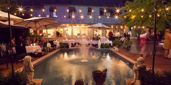 Depot Hotel Restaurant and Garden weddings in Sonoma CA