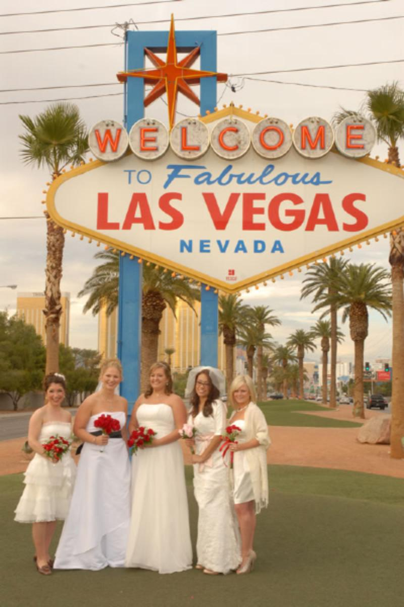 Welcome to Vegas Sign Weddings wedding venue picture 2 of 16 - Provided by: Welcome to Vegas Sign Weddings