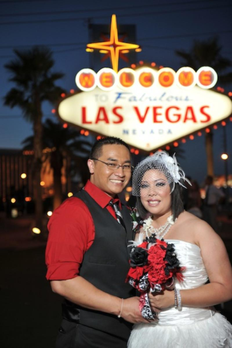 Welcome to Vegas Sign Weddings wedding venue picture 9 of 16 - Provided by: Welcome to Vegas Sign Weddings