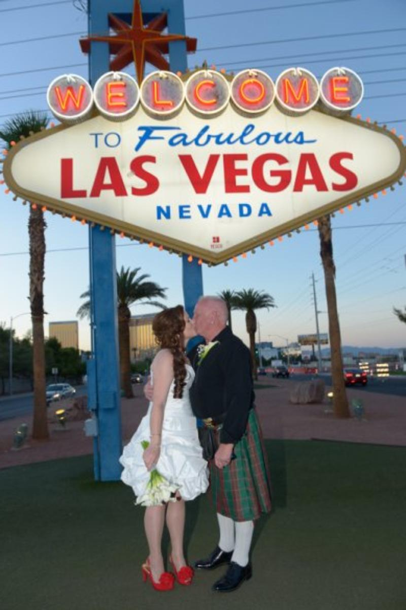 Welcome to Vegas Sign Weddings wedding venue picture 14 of 16 - Provided by: Welcome to Vegas Sign Weddings