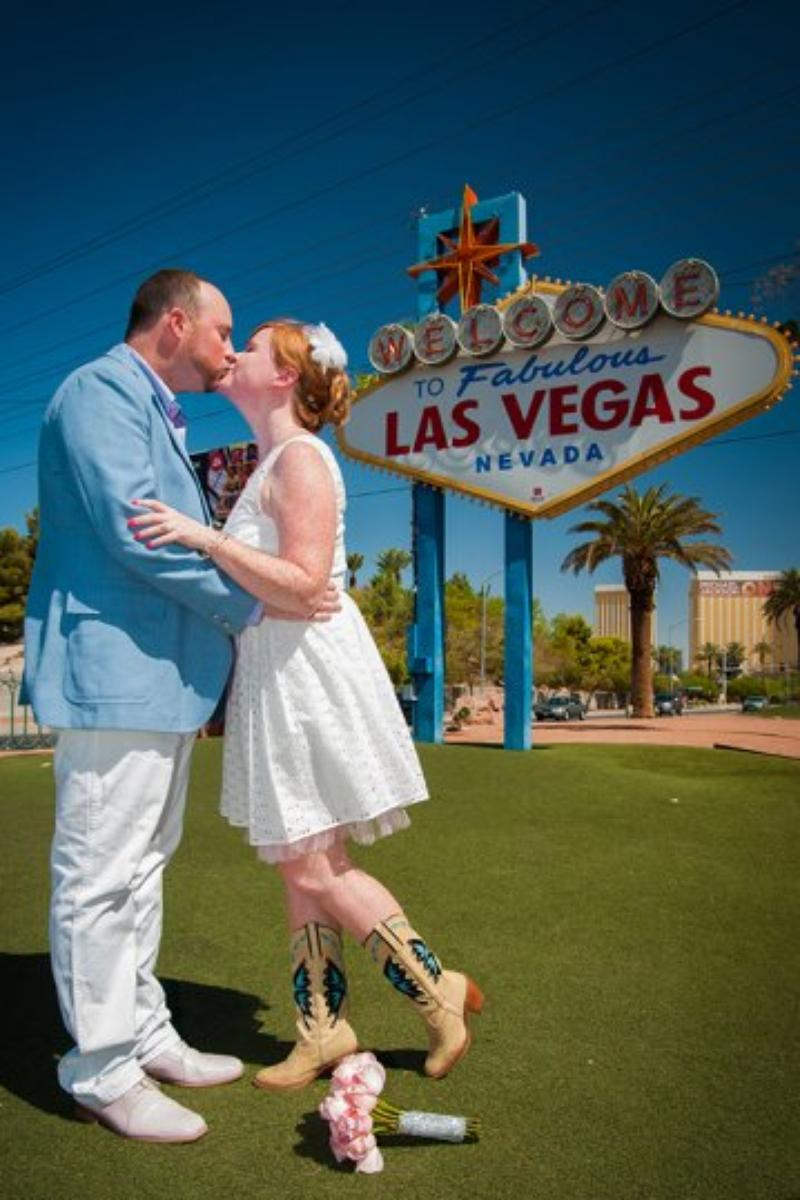 Welcome to Vegas Sign Weddings wedding venue picture 15 of 16 - Provided by: Welcome to Vegas Sign Weddings