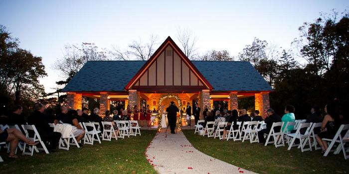 The Grove Redfield Estate wedding venue picture 1 of 16 - Photo by: Jennifer Shaffer Photography