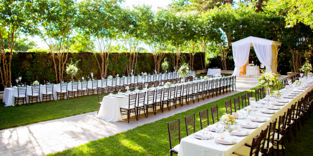 Brownstone gardens weddings get prices for wedding for Places for outdoor weddings