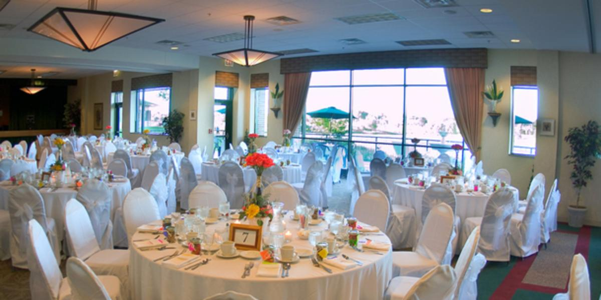 Great Wedding Venue Near Chicago: Lakeview Room At Glenview Park District Weddings