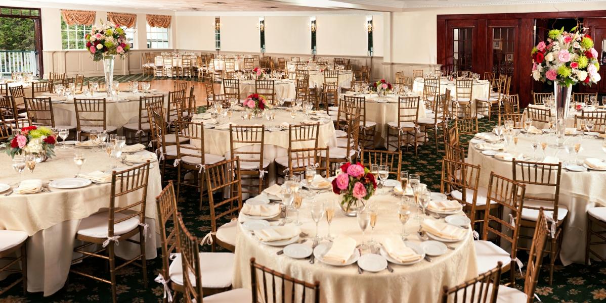 Ekwanok country club wedding
