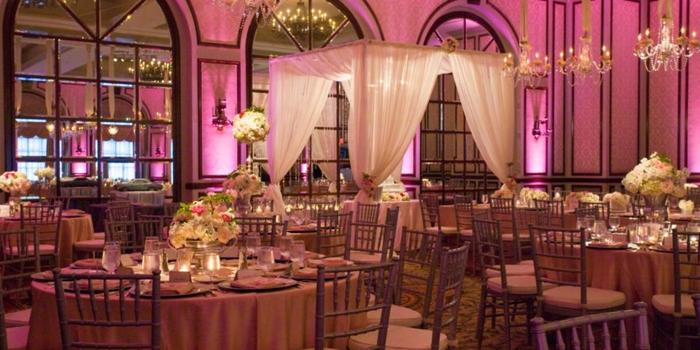 The Adolphus Hotel Dallas Weddings