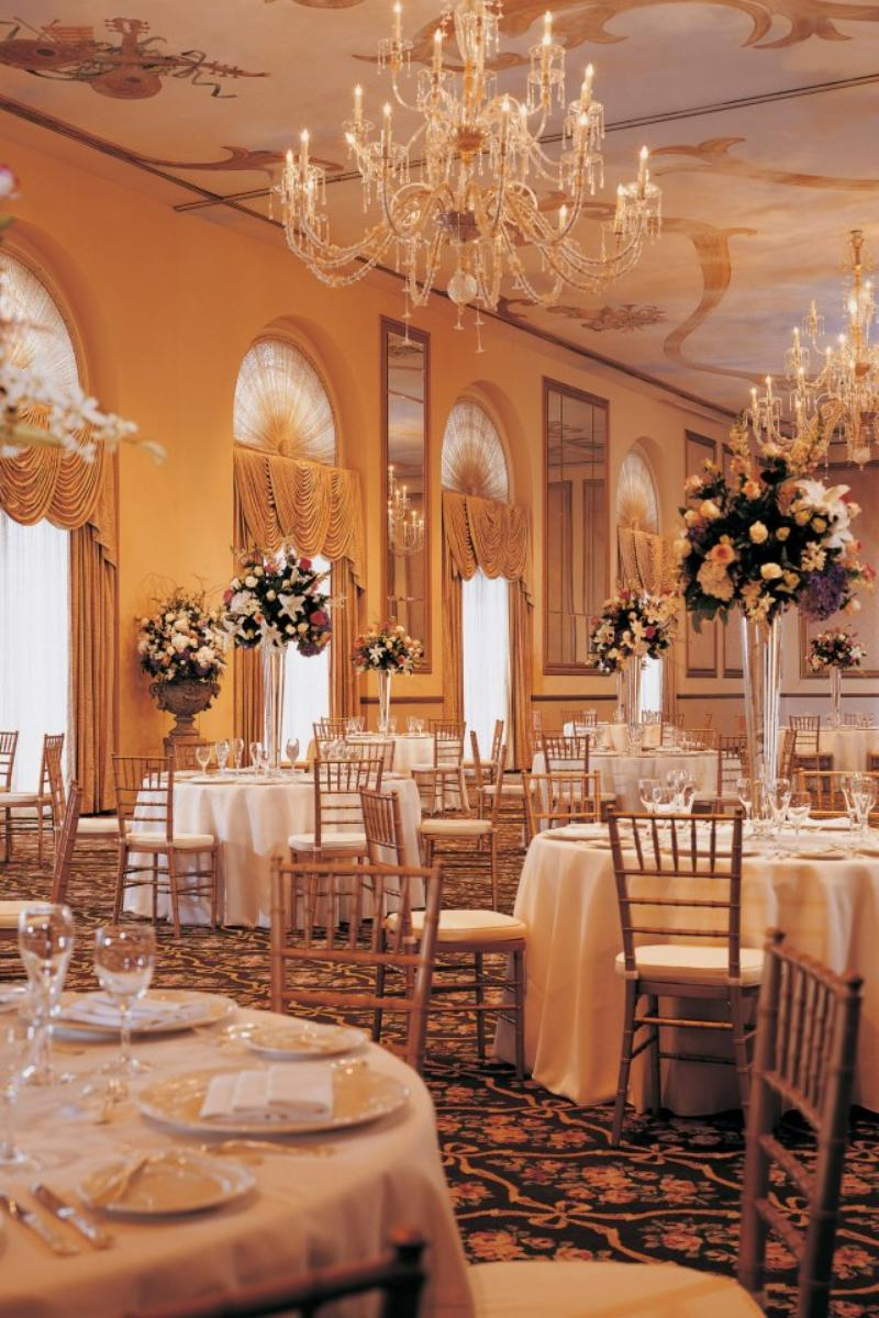 The adolphus hotel dallas weddings get prices for for What is wedding venue