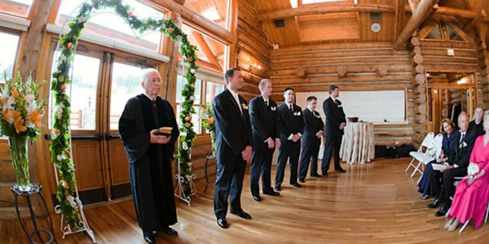 Evergreen Lake House wedding venue picture 9 of 15 - Photo by: Steve Tinetti Photography