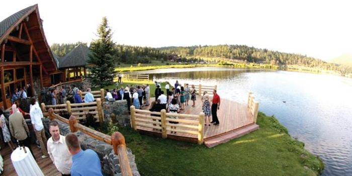 Evergreen Lake House wedding venue picture 6 of 15 - Provided by: Evergreen Lake House