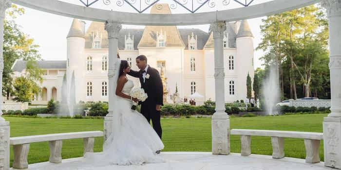 Chateau Cocomar wedding venue picture 1 of 16 - Photo by: Jonathan Ivy Photography