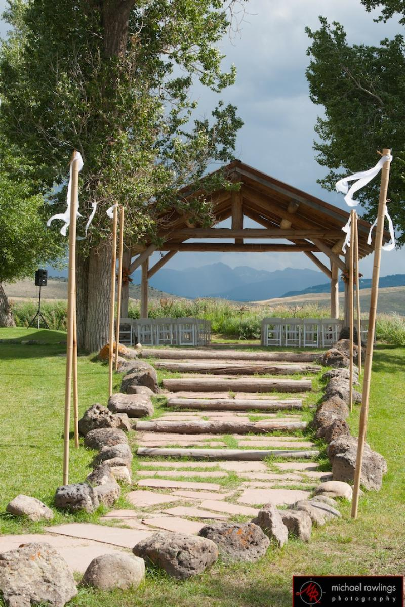 4 Eagle Ranch wedding venue picture 3 of 8 - Photo by: Michael Rawlings Photography