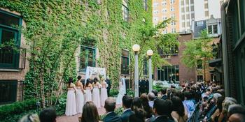 Ivy Room Weddings in Chicago IL